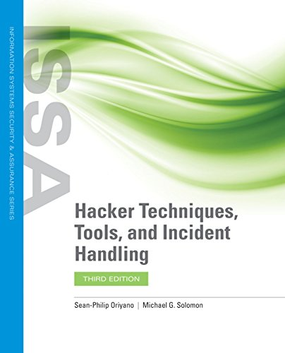 Download Hacker Techniques, Tools, and Incident Handling 1284147800