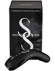 スムーズスキン FOR MEN 家庭用 脱毛器 脱毛 光脱毛器 SSFM