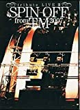 SPIN OFF from TM 2007-tribute LIVE III- [DVD]