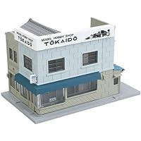 KATO Nゲージ 看板建築の角店3 モルタル?右 23-478 鉄道模型用品