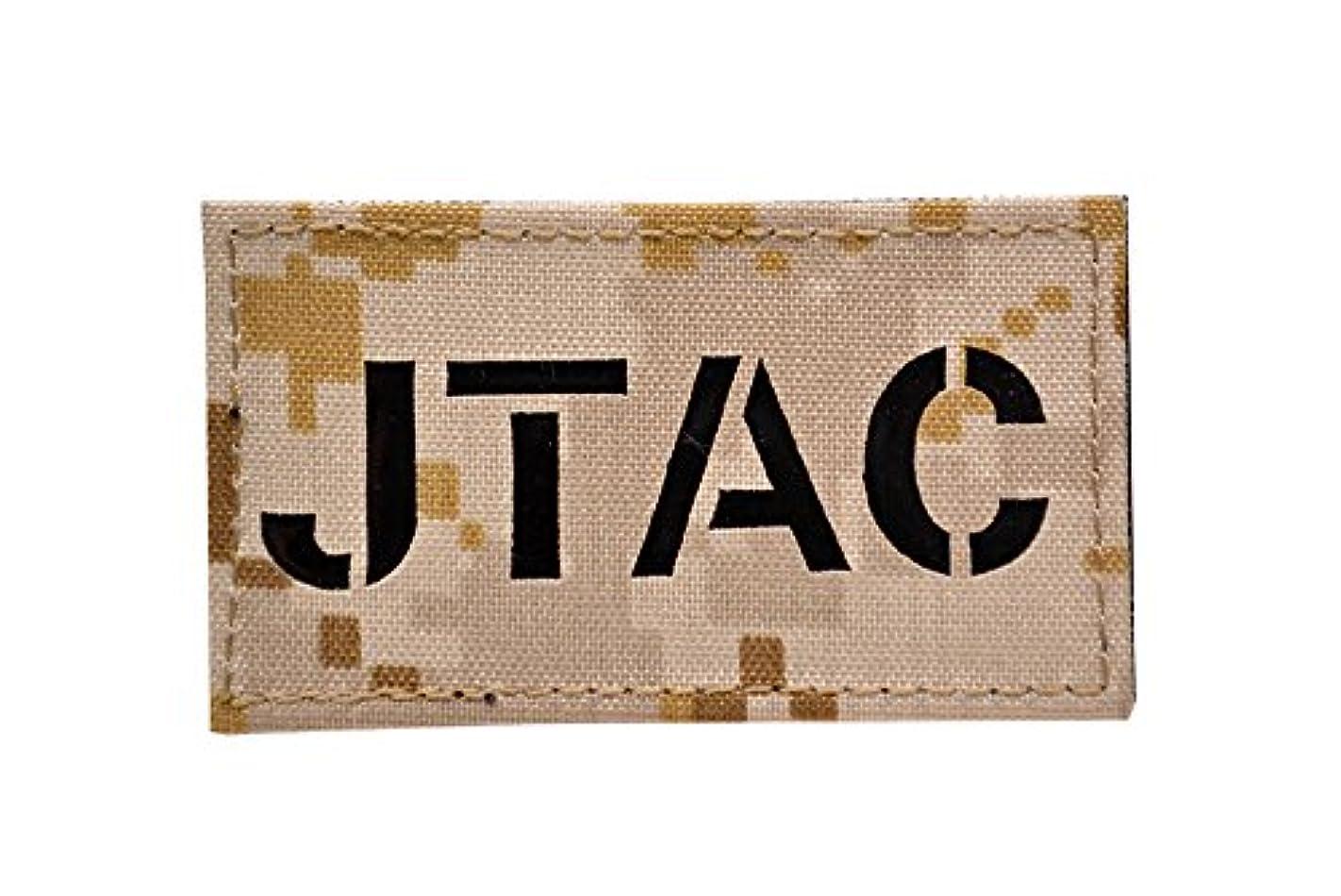 重量通り抜けるかかわらずEMERSON製 米空軍 JTAC 統合末端攻撃統制官 ワッペン パッチ ベルクロ付 AOR1迷彩