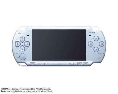 PSP「プレイステーション・ポータブル」 フェリシア・ブルー (PSP-2000FB) 【メーカー生産終了】の詳細を見る