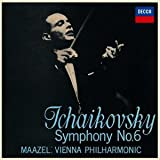 チャイコフスキー:交響曲第6番「悲愴」、幻想序曲「ハムレット」