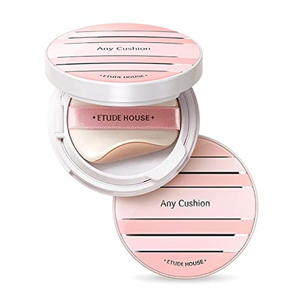 ETUDE HOUSE Any Cushion All Day Perfect (#Neutral Vanilla) エチュードハウス エニークッションオールデイパーフェクト (SPF50+/PA+++) [並行輸入品]