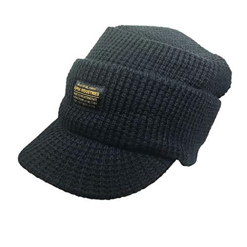 アルファ ALPHA 2018秋冬OSLO KNIT CAP 帽子 オスロ ニット キャップ スナップ バック ブラック Black 1142 メンズ レディース 防寒 あったかい フィット