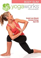 Yogaworks: Body Slim [DVD] [Import]