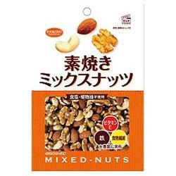 共立食品 素焼きミックスナッツ 徳用 200g×12袋入×(2ケース)