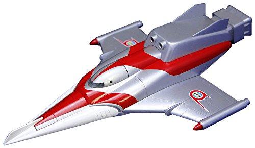 EX合金 帰ってきたウルトラマン スペースアロー 全長約185mm ダイキャスト製 塗装済み完成品