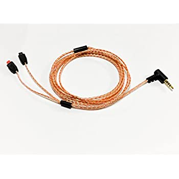 G&V 2.5mm 4極 オーディオテクニカ『IMシリーズ』対応 バランスケーブル 1.2m IM-2BA-CO-L