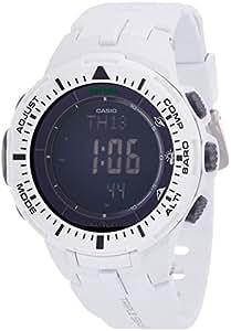 [カシオ]CASIO 腕時計 PRO TREK Triple Sensor Ver.3 ソーラーモデル PRG-300-7JF メンズ