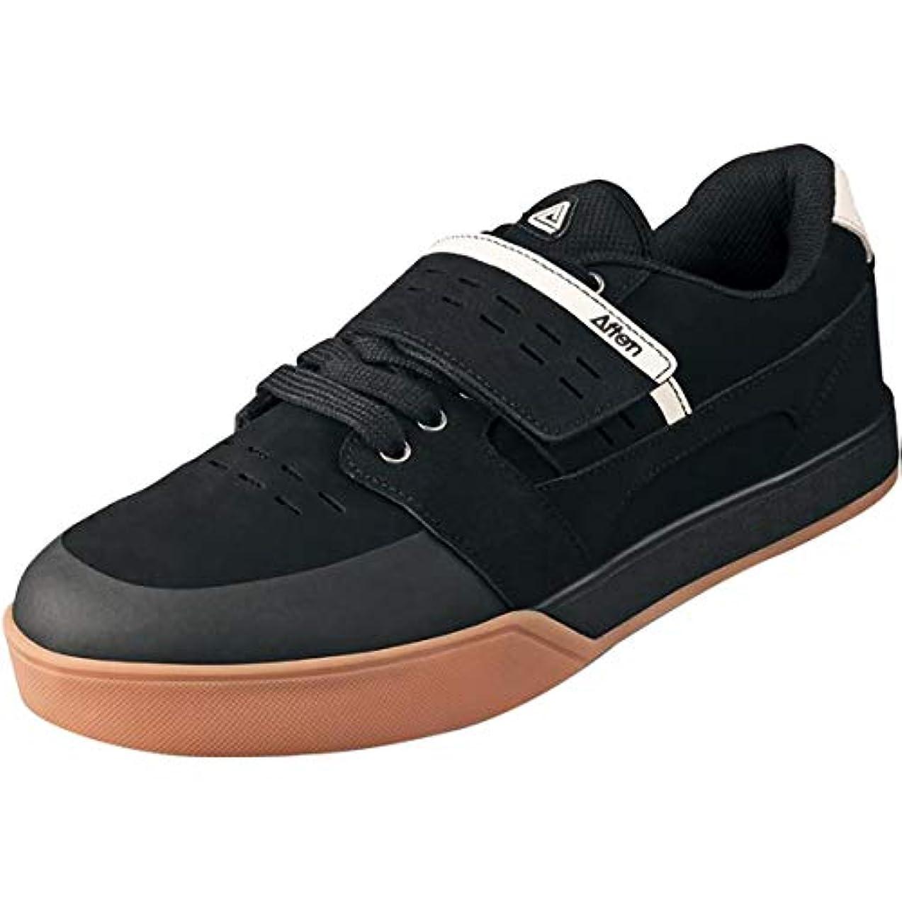 ミスペンド挽くAfton Vectal Shoe メンズ ブラック/ガム 11.0