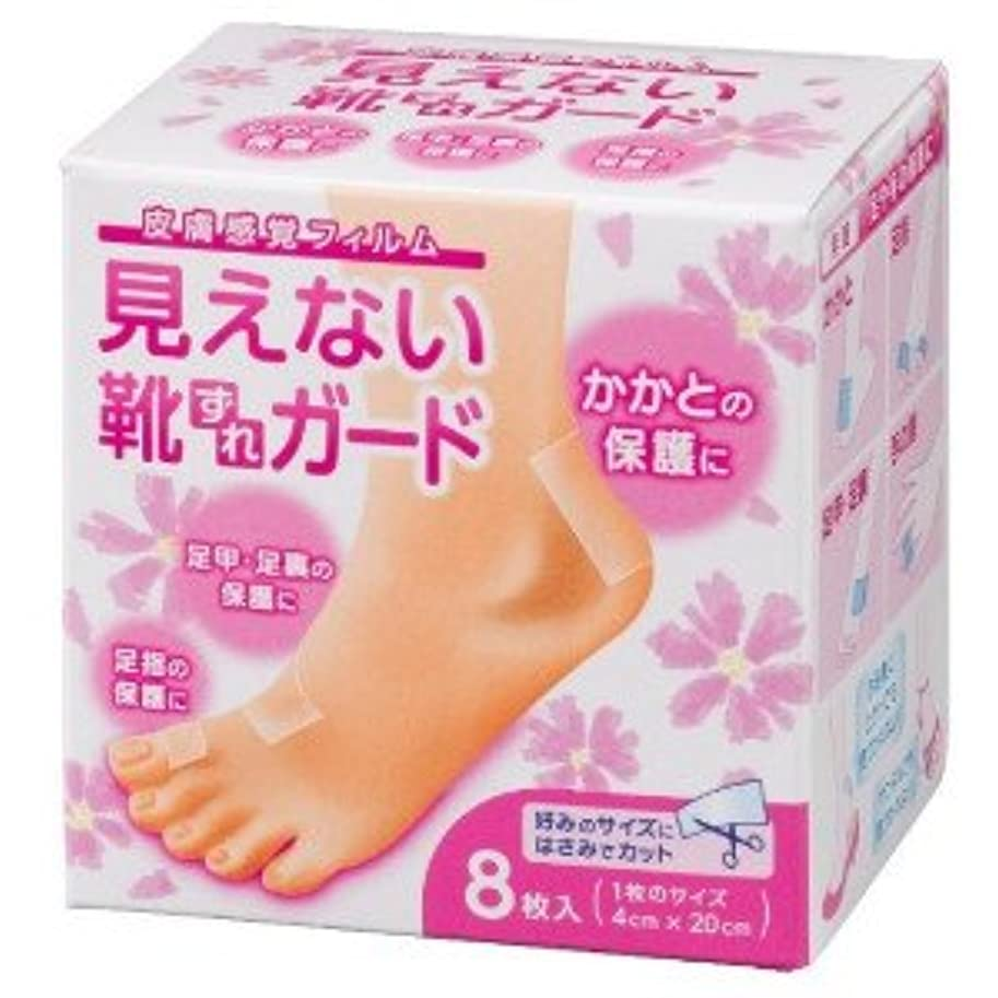 免疫緩む例見えない靴ずれガード 2個セット