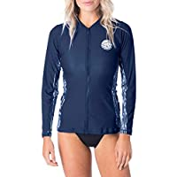 Rip Curl Women's MOONTIDE Zip Thru L/S, Navy