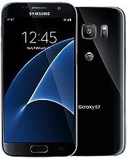 Galaxy S7 32GB Black SIM-Free Smartphone (Renewed)