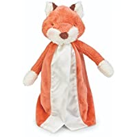 Bunnies by the Bay Freddy the Fox Baby Bye Bye Buddy Luvey Blanket Plush Soft Toy