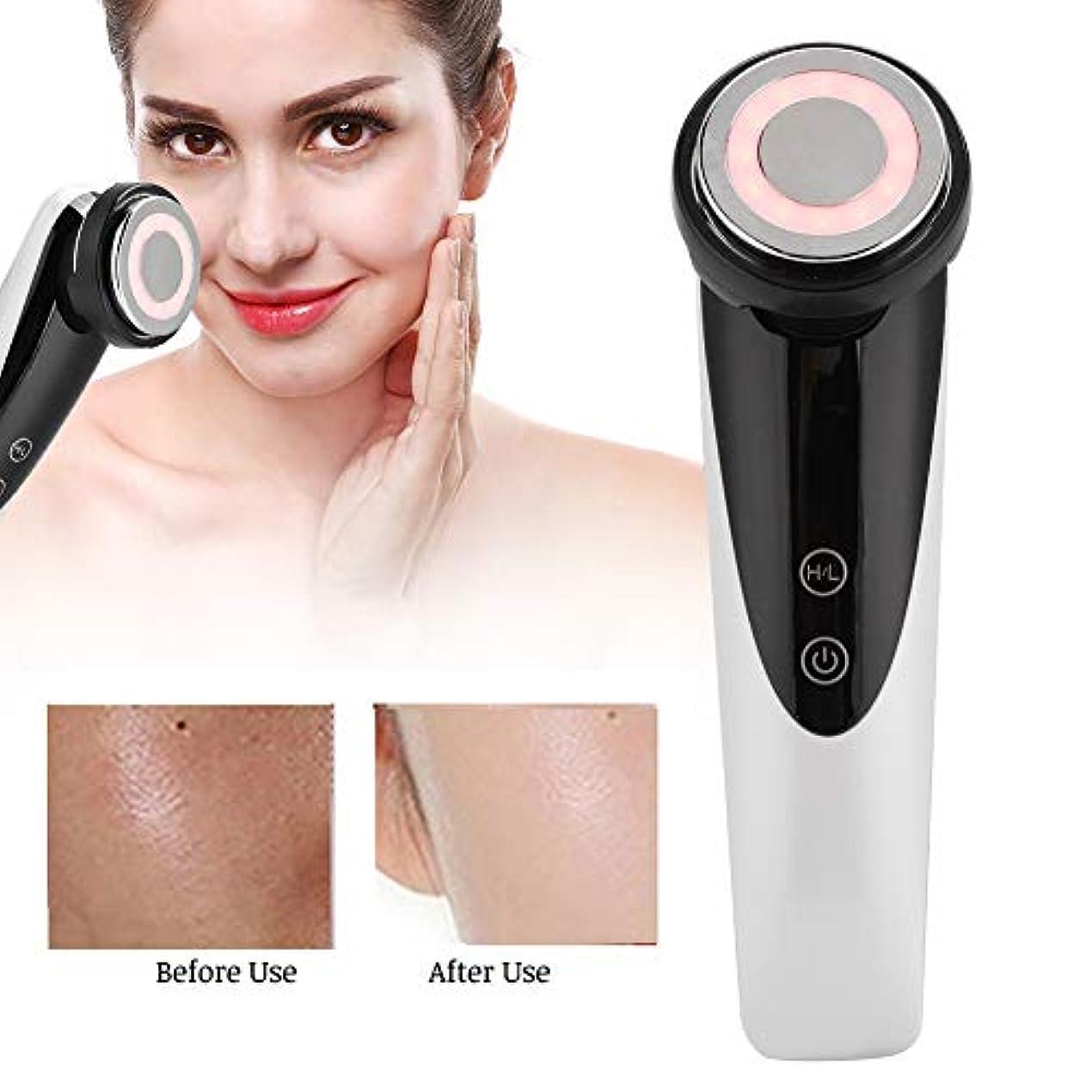 鍔推論おめでとう顔の美の器械、多機能の表面持ち上がるクリーニングのマッサージャー機械、皮の美の心配の器械