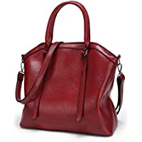 Women Shoulder Bags Large Capacity Bags Zipper Handbags for women Top Handle Bag Tote Bags by YUNS