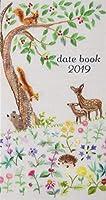 2019年花の手帳