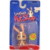 Littlest Pet Shop (リトルペットショップ) Single Pack Brown Bunny(並行輸入)
