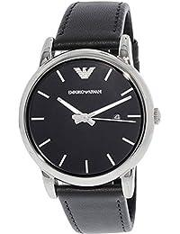 [エンポリオ アルマーニ] EMPORIO ARMANI 腕時計 クオーツ AR1692 ブラック メンズ [並行輸入品]