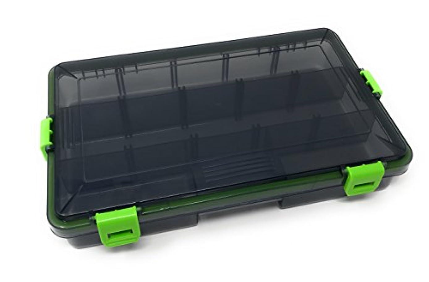 姿勢塊無意識防水パッキン付き タックルボックス 2サイズ ルアー フィッシング TOKYO GOODS MARKET