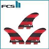 【最新システム専用FIN!】FCSII 【エフシーエス2】フィン JF PG JEREMY FLORES SIGNATURE TRI FIN(パーフォーマンスグラス トライフィン)  正規取扱品 (MEDIUM)