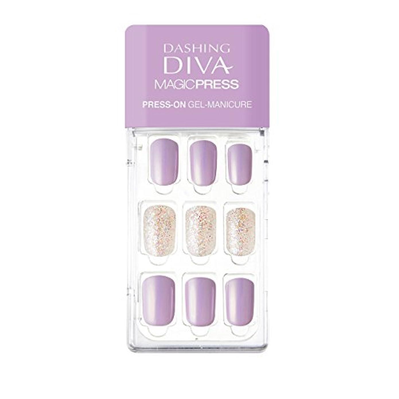 掃く苦行熱望するダッシングディバ マジックプレス DASHING DIVA MagicPress MDR139-DURY+ オリジナルジェル ネイルチップ