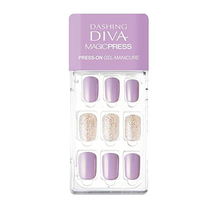 士気受け入れるダッシングディバ マジックプレス DASHING DIVA MagicPress MDR139-DURY+ オリジナルジェル ネイルチップ