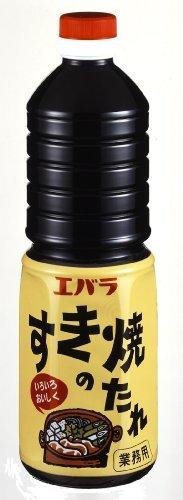 すき焼きのたれ 1L /エバラ(6瓶)