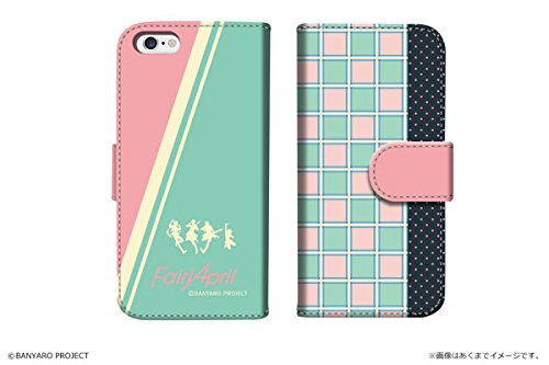 バンドやろうぜ! 03Fairy April ダイアリースマホケース for iPhone6/6sの詳細を見る