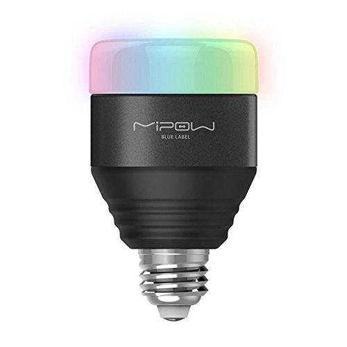 MIPOW スマートLED電球 5W (40W相当), Bl...