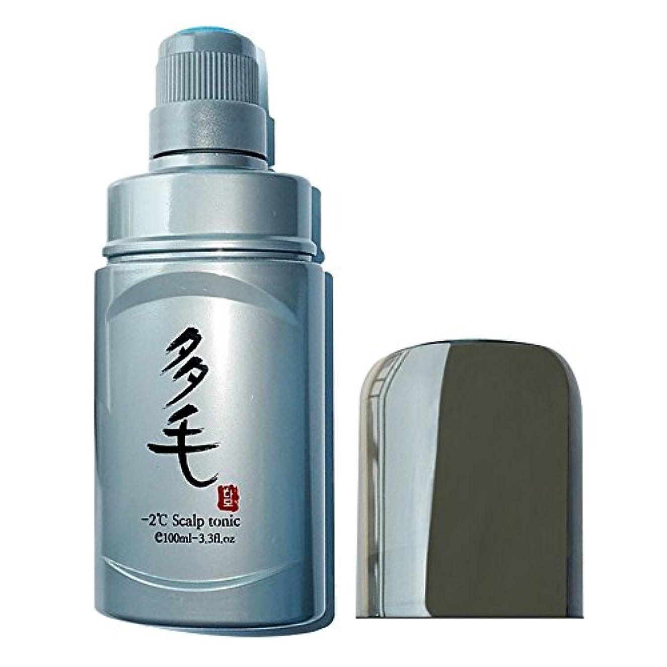繁栄崇拝する送料ヘアロス プリベンションand さいせい フィーバー 除去 in Scalp 100ml スカルプケア Sponge Applicator Bottle -2°C Scalp Tonic Liquid 並行輸入