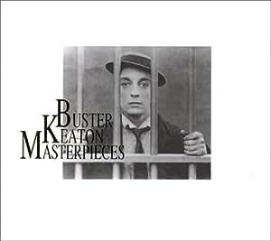 BUSTER KEATON MASTERPIECIES キートンDVD-BOX
