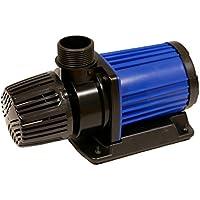 HSBAO DEP-8000 吐出量8000L/H (毎分133L) 揚程4.5m DCポンプ 水中ポンプ 水槽ポンプ 省エネ 低騒音 99段階流量調整 オーバーフロー水槽に最適80