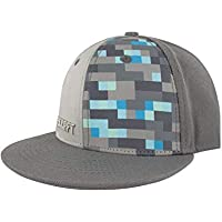 Minecraft Diamond Boys/Youth Snapback Cap