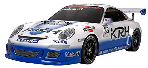 1/10 電動RCカーシリーズ No.422 ポルシェ 911 GT3 カップカー Team KTR 58422