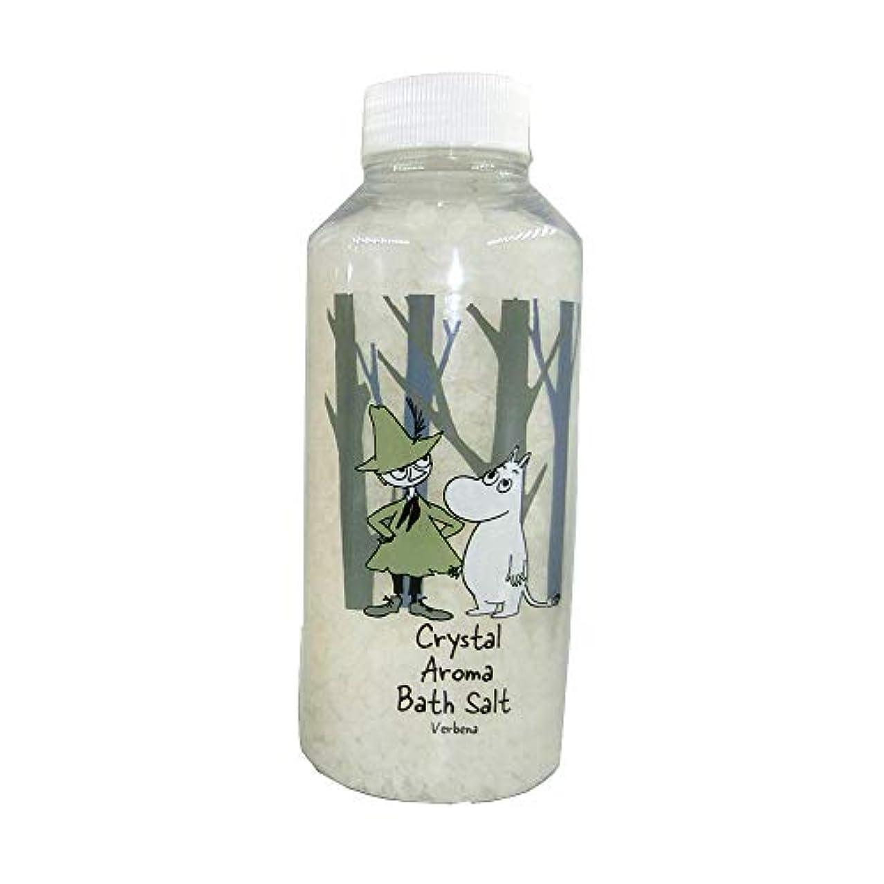 ビヨン痛みフィッティング【ムーミン】アロマバスソルトバーベナの香り