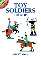 Toy Soldiers Stickers (Dover Little Activity Books Stickers)