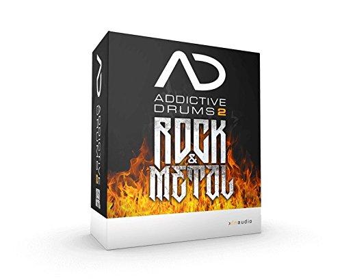 定番ドラム音源XLN Audio◆Addictive Drums 2: Rock & Metal Edition ロック&メタル系ADPAK 3点収録バンドルセット◆並行輸入品ノンパッケージ/ダウンロード形式