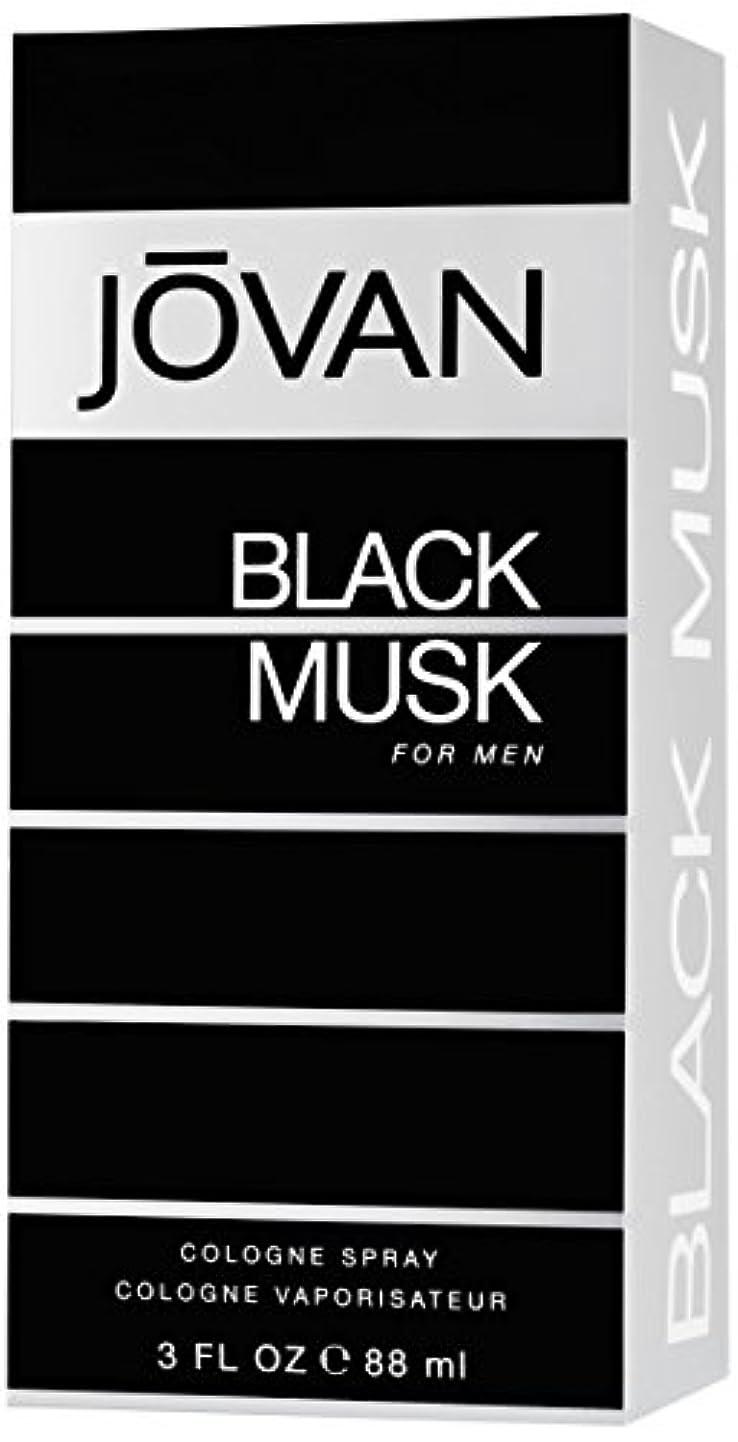 ジョバン[JOVAN]ブラックムスクフォーメンコロンスプレー88ml
