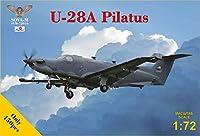 ソヴァーエム 1/72 アメリカ空軍 ピラタス U-28A プラモデル SVM72016 (メーカー初回受注限定生産)