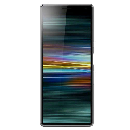 Sony Xperia 10 (I4193) 4GB / 64GB 6.0インチ LTE Dual SIM SIMフリー [並行輸入品] (Silver/シルバー)