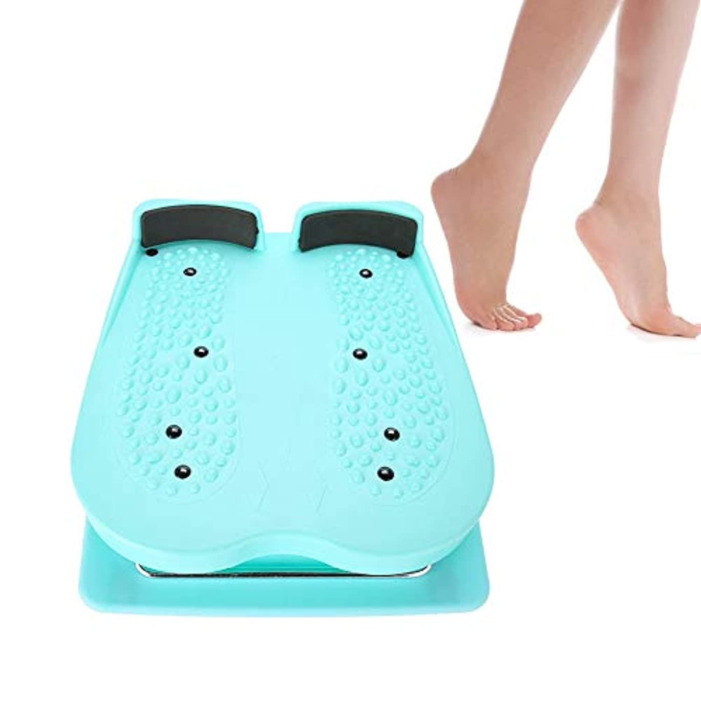 ファーザーファージュシーズン間違い足の伸張器の多傾斜板、ふくらはぎの伸張器の調節可能な傾斜板傾斜の伸張の世帯の折る足のマッサージの足の細くの適性のくさびの傾斜ペダル板