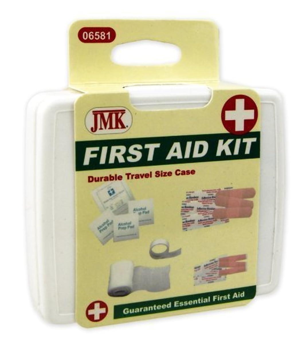上下する集めるサイレント20-Piece Compact Camping Travel First Aid Kit by JMKS