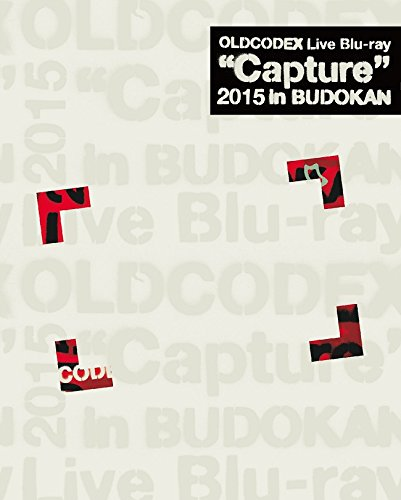 "OLDCODEX Live Blu-ray ""Capture"" 2015 in Budokan OLDCODEX OLDCODEX ランティス"
