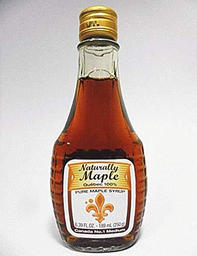 メープルシロップ 250gx2本セット (カナダ1番ミーディアム)