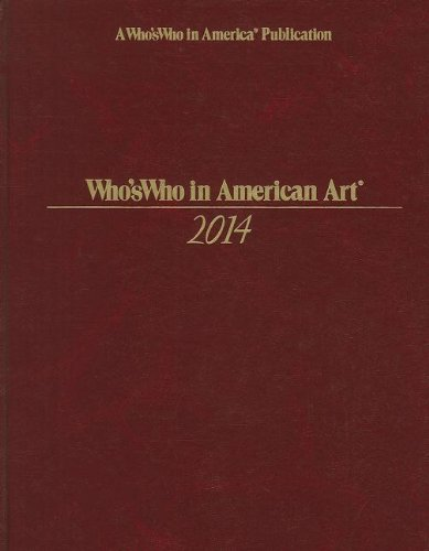 Download Who's Who in American Art 2014 0837963133