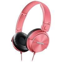 PHILIPS ヘッドホン 密閉型/オンイヤー/折りたたみ式 ピンク SHL3060PK【国内正規品】