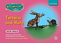 Read Write Inc. Phonics: Fiction Set 3A (pink): Tortoise and Hare: Set 3a, story 4