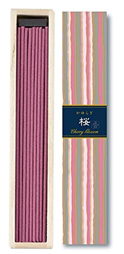 アジア用心深い壁Nippon Kodo – Kayuragi – CHERRY BLOSSOM 40 Sticks